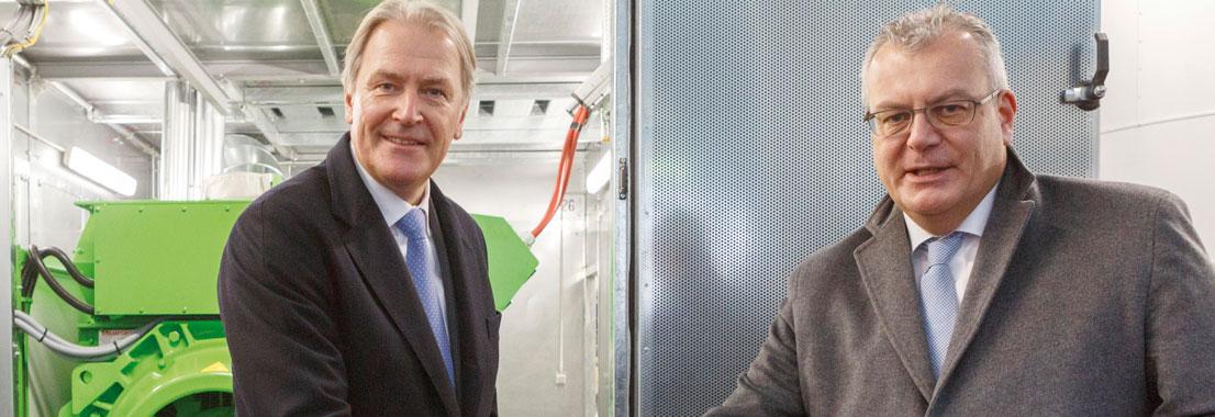 Koelnmesse investiert in neues Energiekonzept