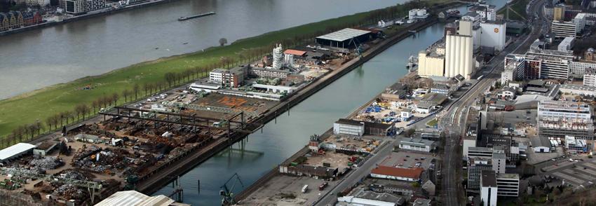 HGK veräußert Hafen Köln-Deutz an moderne stadt
