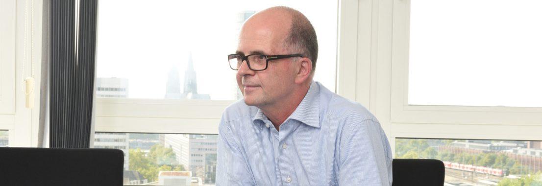 Markus Greitemann sieht Köln als Metropole