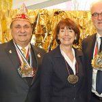 Unikatorden gingen an herausragende Kölner Persönlichkeiten