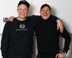 Simon Stahl & René Deichmann, Wirtshaus Em Ringströßje in der Kategorie Gastronomie